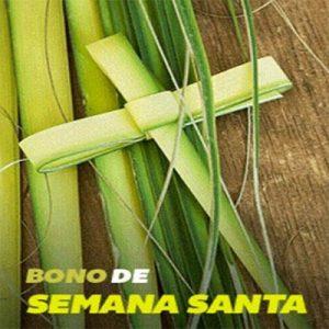 Bono de Semana Santa