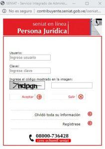 Personas Jurídicas RIF