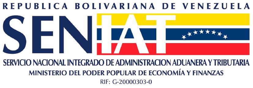 Seniat Registro de información Fiscal