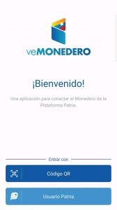 aplicación veMONEDERO