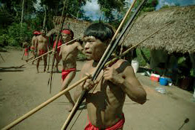 cédula de identidad indígena Venezolana