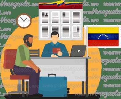 embajada de Venezuela - Saime