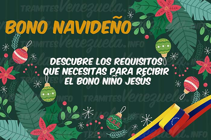 Bono Navideño 2019 - Requisitos