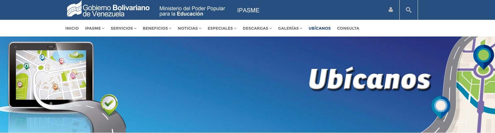 IPASME encuentra la oficina más cercana