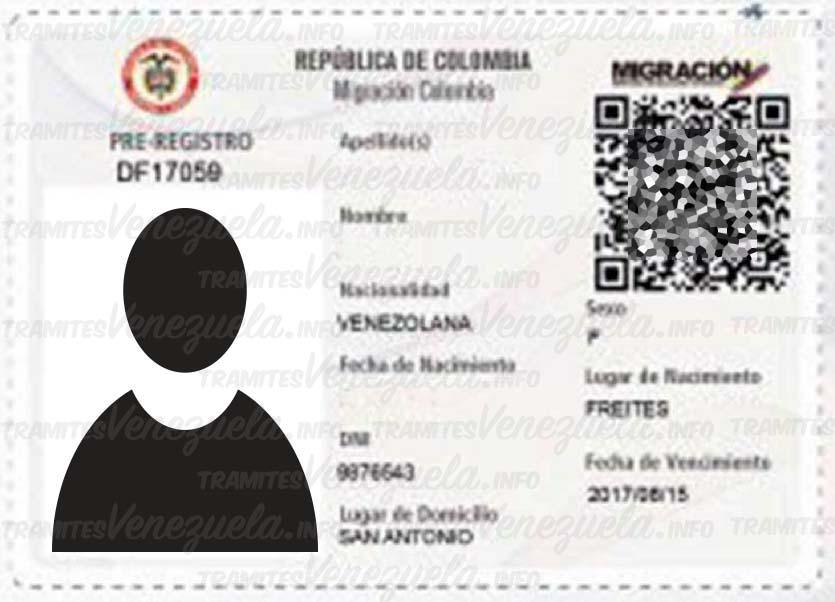 carnet de movilidad fronteriza para venezolanos